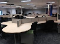 USED DogBone Workstations