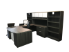 Corp Design Potenza Series Bow Front U Desk - 1007